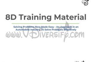 8D Training Material | 8 Disciplines of Problem Solving | In PDF/PPT | Slide Share | VDiversify | Blogging, SEO, Make Money Online, Affiliate Marketing