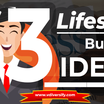 Lifestyle Business Ideas, VDiversify.com