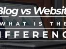 Blog vs Website_VDiversify