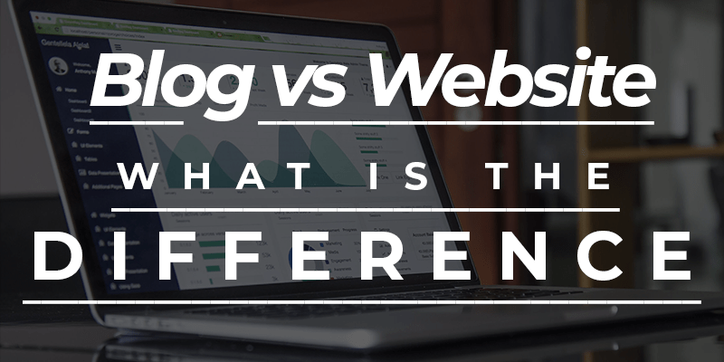 Blog vs Website_VDiversify
