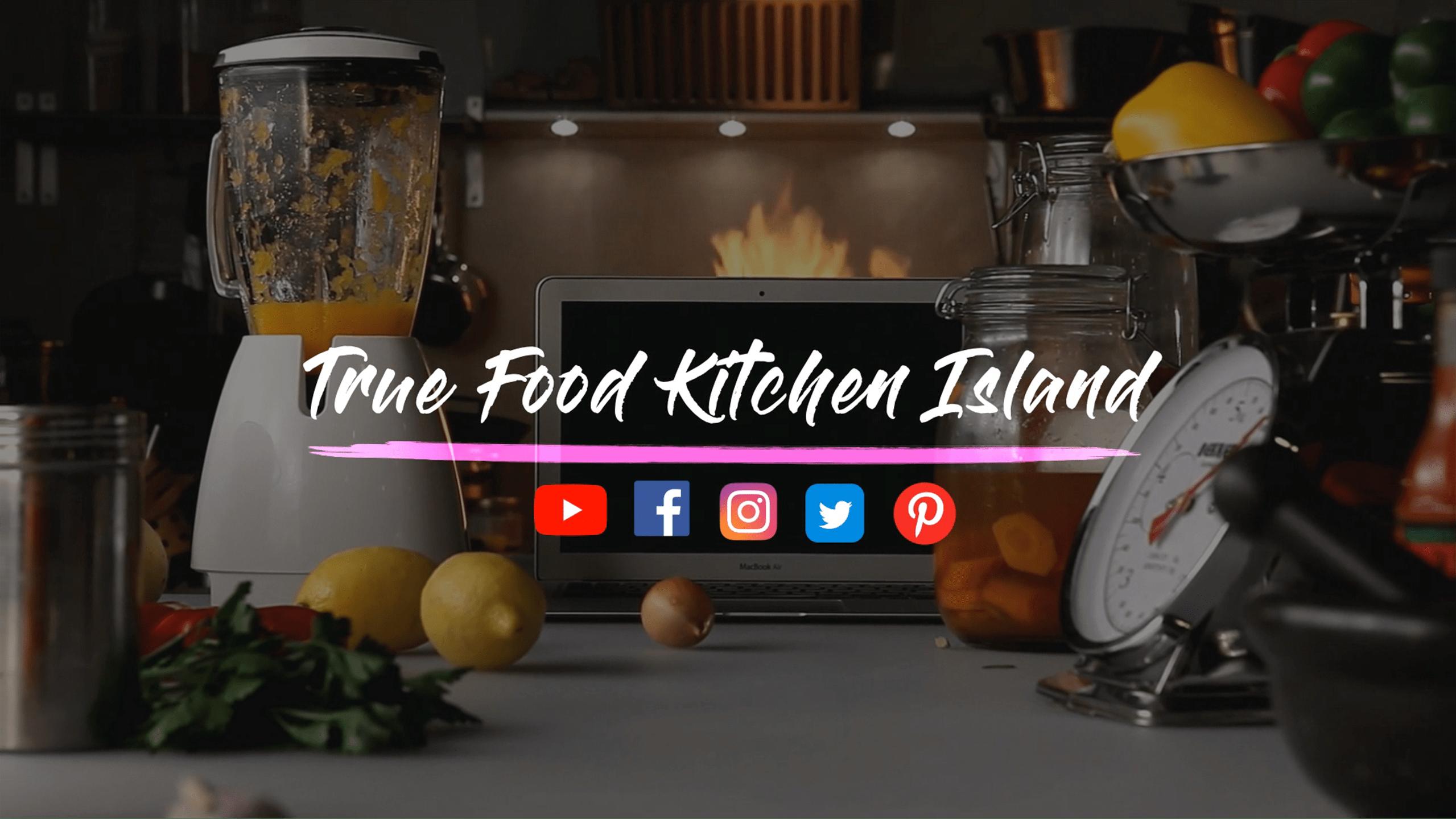 True Food Kitchen Island_YouTube Channel Art