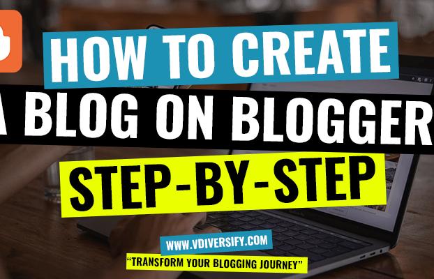 How To Create A Blog On Blogger Com