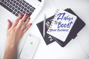 27 Ways To How To Boost Your Business