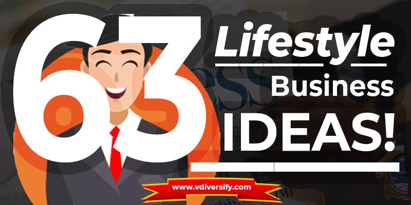 Lifestyle Business Ideas, VDiversify