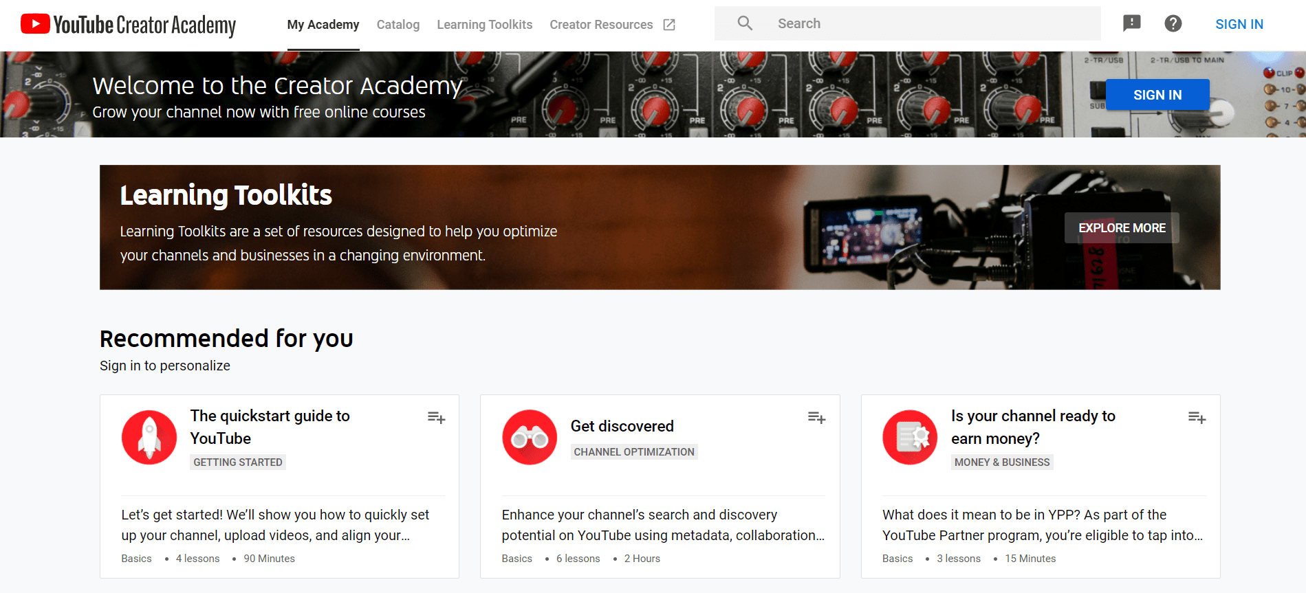 Start A YouTube Channel, Lifestyle Business Ideas