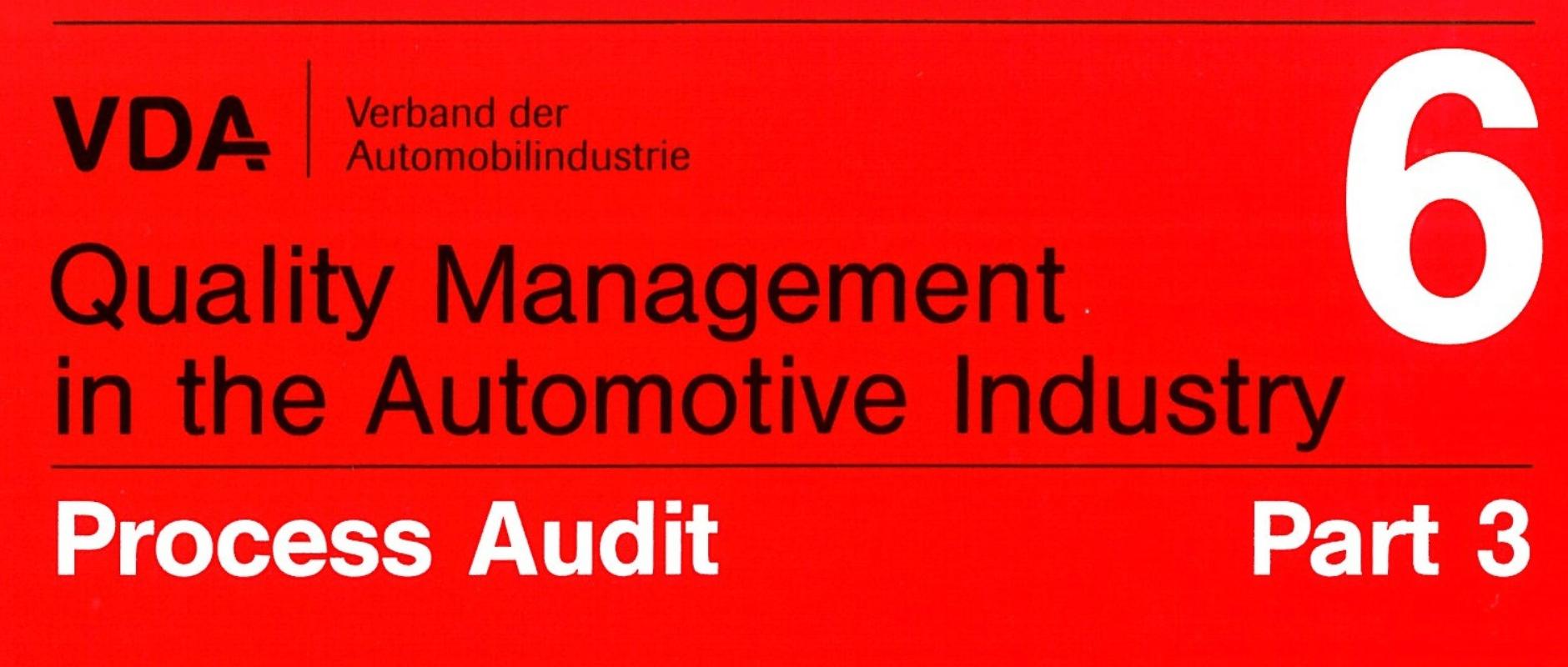 VDA6-3 or VDA 6.3_Scoring_VDA 6.3_Process Audit