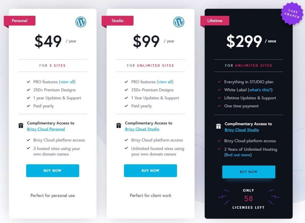 brizy_page_builder_pricing