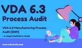 VDA 6-3 | VDA 6.3 Process Audit [2021] | Excellent Definitive Guide In The World