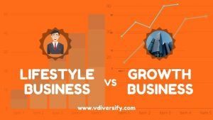 lifestyle business vs growth business