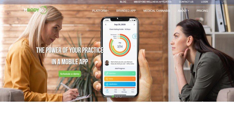 mbody360_online_coaching_platform