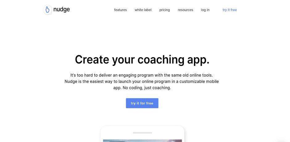 nudge_coach_online_coaching_platform