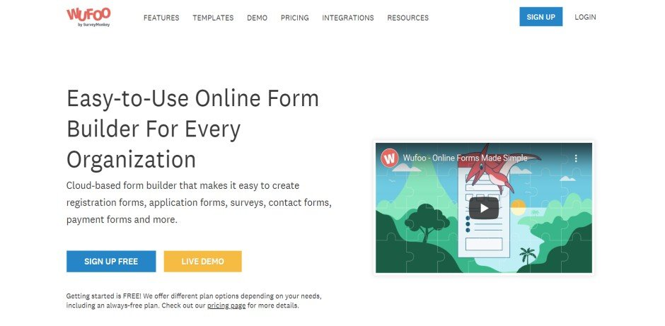 wufoo_free_online_form_builder