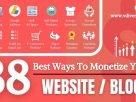 best ways to monetize website